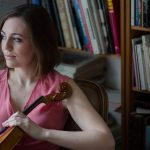 Julie Risbet and her instrument: the Viola